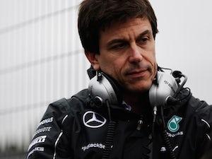 Wolff: 'No brutal team orders at Mercedes'