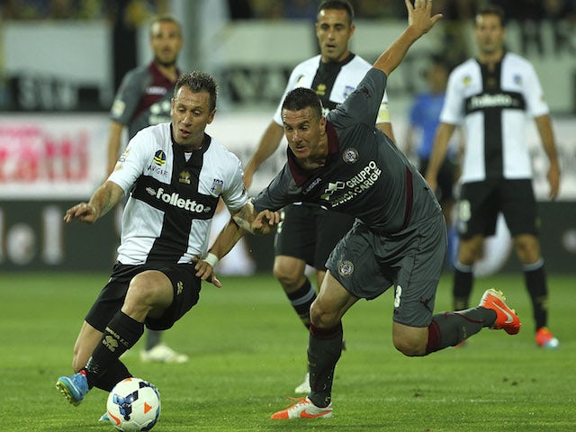 Result: Parma book Europa League spot