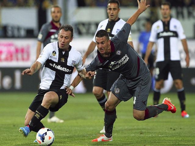 Result: Parma book Europa League spot