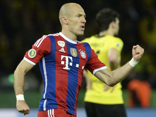 Result: Bayern secure domestic double