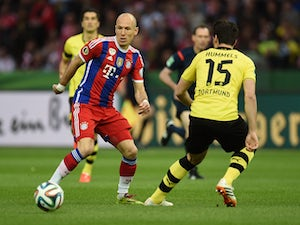 Preview: Bayern vs. Dortmund