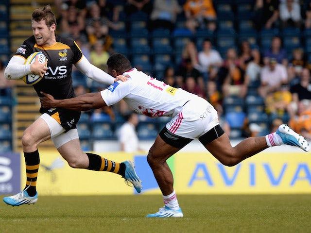Result: Wasps gain slim advantage over Stade Francais