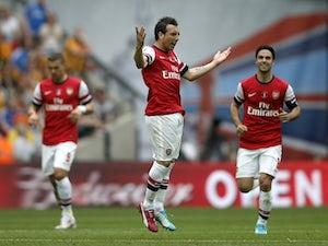 Cazorla hints at Arsenal exit