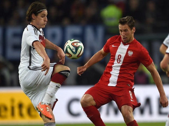 Result: Germany share goalless friendly with Poland