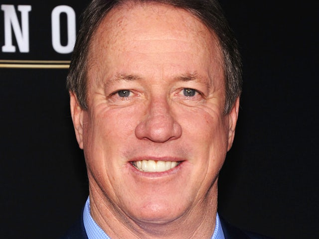 Former NFL player Jim Kelly attends the 2nd Annual NFL Honors at Mahalia Jackson Theater on February 2, 2013