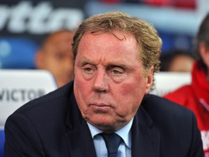 "Redknapp looking for ""a few new faces"""
