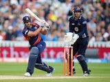 England international Ravi Bopara in action for Essex on August 17, 2013.
