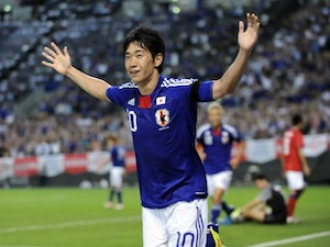 Kagawa: 'We must attack Greece'