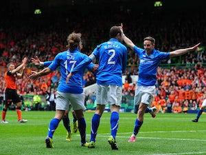 St Johnstone win Scottish Cup