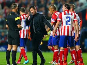 Gimenez: 'I had chance to leave Atletico'