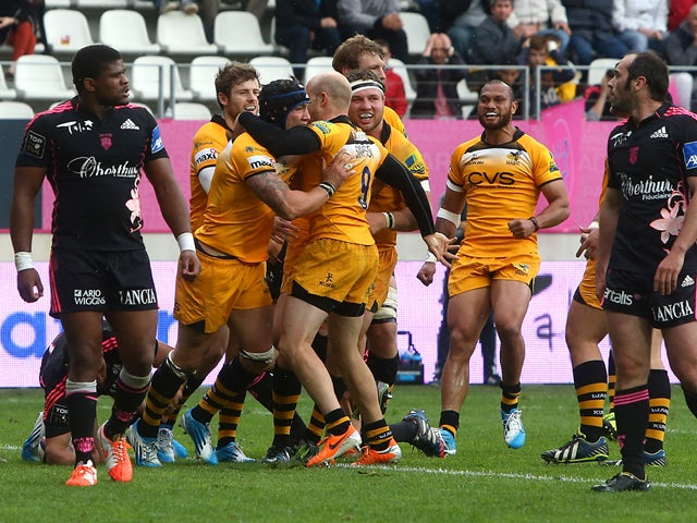 Result: Wasps qualify for Champions Cup