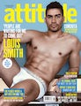 Louis Smith on the cover of Attitude's June 2014 edition