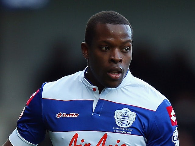 Nedum Onuoha of Queens Park Rangers in action during the Sky Bet Championship match between Queens Park Rangers and Burnley at Loftus Road on February 1, 2014