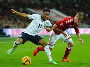 Report: Sterling starts for England