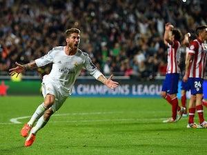 Report: Ramos to miss Levante clash