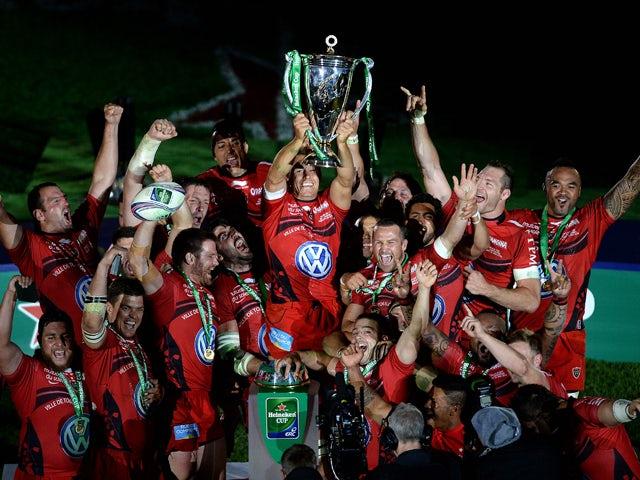 Result: Toulon retain Heineken Cup