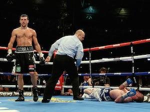 Froch, Groves rematch 'richest in Britain'