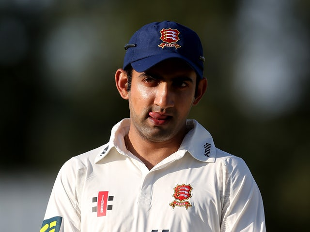 Gautam Gambir of Essex during day one of the LV County Championship Division Two game between Essex and Northamptonshire at Castle Park on August 20, 2013