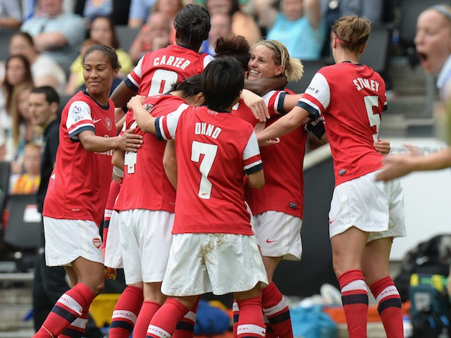 Result: Arsenal Ladies win 13th FA Cup crown