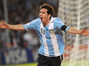 Ardiles backs Messi to thrive at World Cup