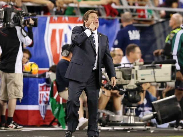 Result: Mexico held to stalemate by Honduras