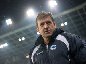 Susic satisfied by Bosnia performance