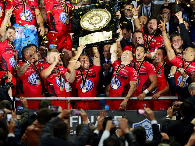 Result: Wilkinson stars as Toulon secure double