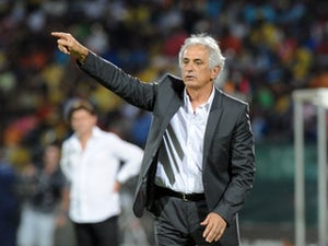 Halilhodzic delighted with Algeria victory