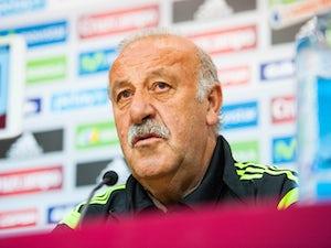 Del Bosque: 'We planned goalkeeping change'