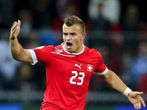 Shaqiri: 'Switzerland can cope with expectation'