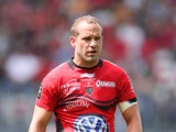 Frederic Michalak of Toulon looks on during the Top 14 match between Toulon and Stade Francais at the Allianz Riviera Stadium on May 3, 2014