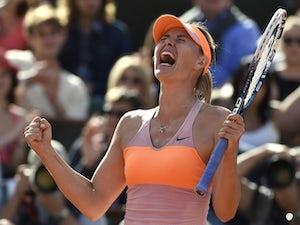 Sharapova seeking Wimbledon crown