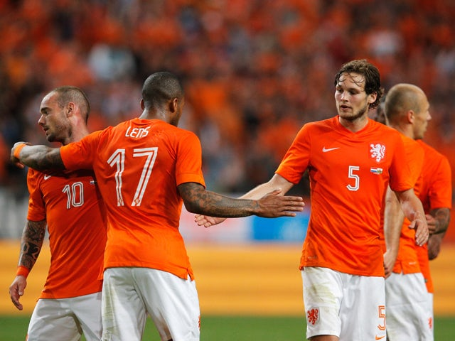 Result: Netherlands boost playoff hopes