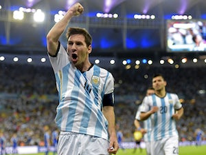 Live Commentary: Argentina 2-1 Bosnia-Herzegovina - as it happened
