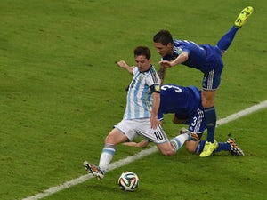 Sabella hails Messi