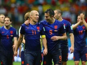 Van Persie loving Robben partnership