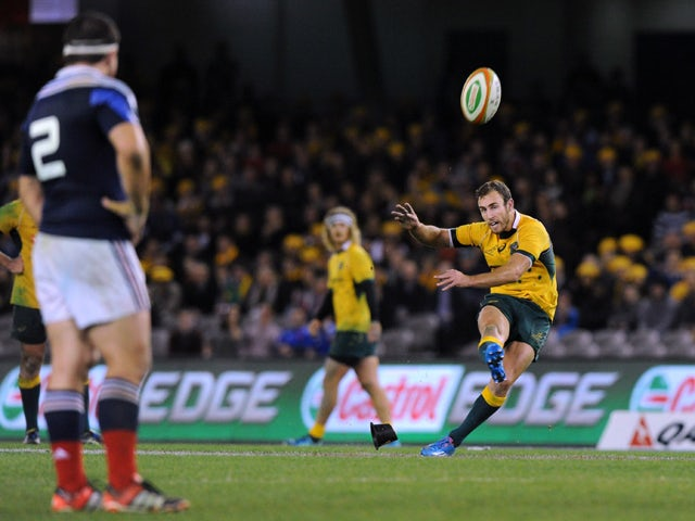 Result: Australia beat France to win series