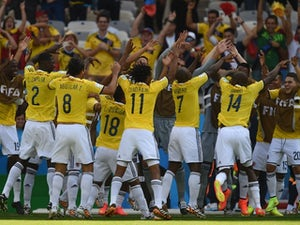 Colombia beat Brazil with Murillo strike