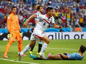 Player Ratings: Uruguay 1-3 Costa Rica