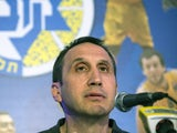 Maccabi Tel Aviv coach David Blatt during a press conference on June 12, 2014