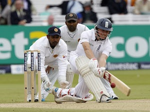 Result: Sri Lanka set 390 to win first Test