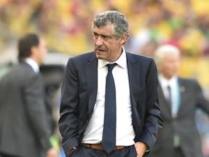Santos: 'Greece played well'