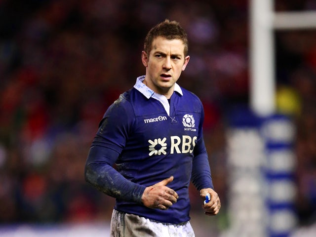 Result: Laidlaw wins it late on for Scotland