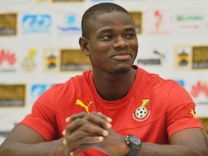 Mensah: 'Ghana happy to be underdogs'