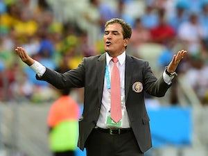 Pinto pleased with Costa Rica attitude