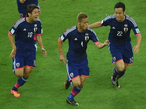 Live Commentary: Japan 0-0 Greece - as it happened