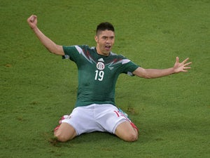 Half-Time Report: Mexico close in on last 16