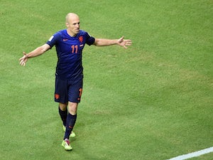 Roy: 'Van Gaal wants Robben at Man Utd'
