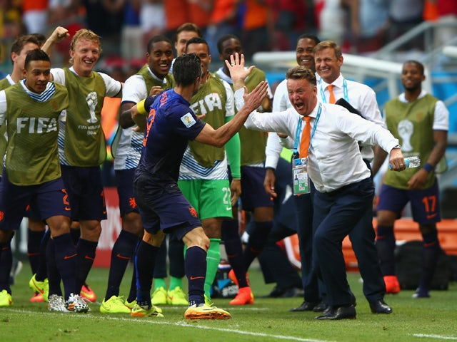 Result: Netherlands produce shock to thrash Spain