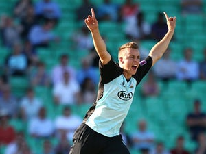 Tom Curran called up to England squad